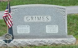Mabel B. <I>Adams</I> Grimes