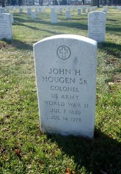 Col John H. Hougen Sr.