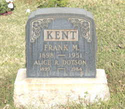 Frank McKinley Kent
