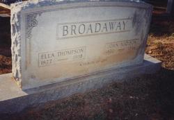 John Madison Broadaway