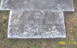 John William Algonas