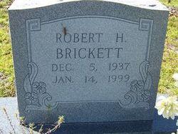 Robert H Brickett