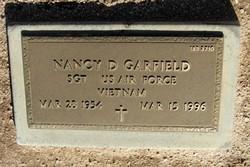 Nancy D Garfield