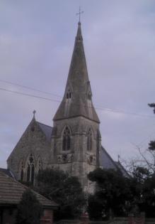St John Evangelist Churchyard