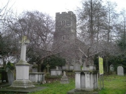 St. Peter and St. Paul Churchyard