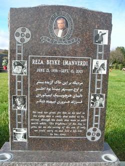 Reza Beyk Imanverdi
