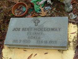 Joe Bert Holloway