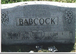 Robert D Babcock