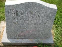 """George Forrest """"Forrest"""" Cooper, Sr"""