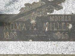 Noma Elvira <I>Thompson</I> Miller
