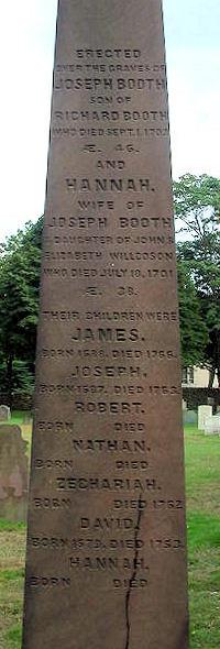 Joseph Booth Sr.