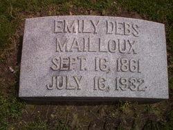 Emily <I>Debs</I> Mailloux