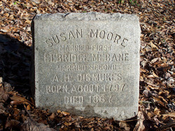 Susan Umstead <I>Moore</I> Dismukes