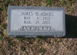 "James Hollis ""Jimmy"" Adams, Sr"