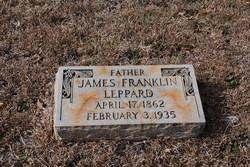 James Franklin Leopard