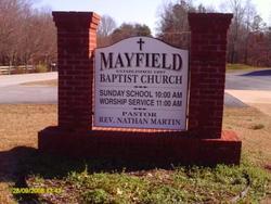 Mayfield Baptist Church Cemetery