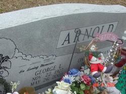 George L Arnold