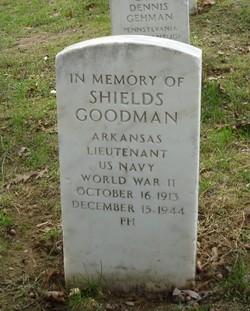 Lieut Shields Goodman