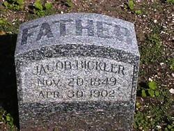 Jacob Bickler
