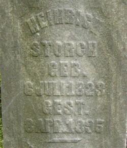 Christoph Storch heinrich storch 1823 1895 find a grave memorial