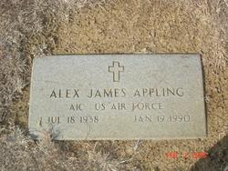 "Alex James ""Jim"" Appling"
