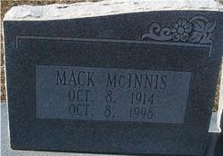 Mack McInnis Anderson