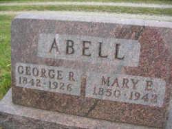 Mary Ellen <I>Head</I> Abell