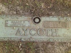Brady Franklin Aycoth, Sr