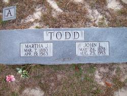 John Levi Todd, Sr
