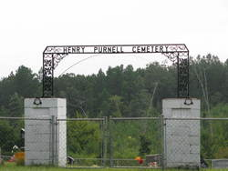 Henry Purnell Cemetery