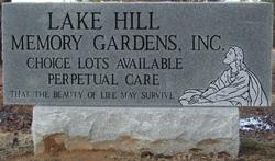 Lake Hill Memory Gardens