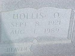 Hollis O. Baldree