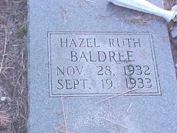Hazel Ruth Baldree