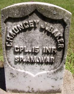 Chauncey J Baker