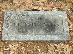 Jefferson Davis Works
