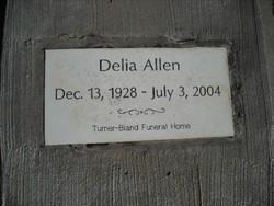Delia Allen