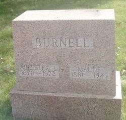 """Arlester L """"Pop"""" Burnell"""