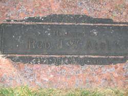 Rev Josiah Watson Abel