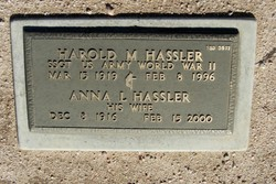 Anna <I>Lucyshyn</I> Hassler