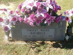 Timothy Wayne Nichols