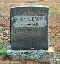 Nancy Susan <I>Snellings</I> Brown