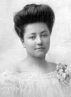 Elsie Georgeana <I>Tileston</I> Spensley