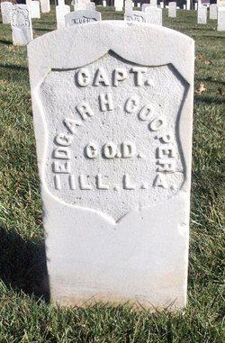 Edgar H Cooper