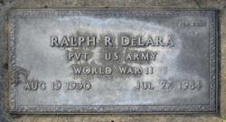 Ralph R Delara