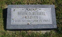 Helen <I>Droubay</I> Harvey