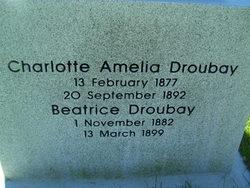 Charlotte Amelia Droubay