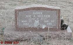 Joseph Alexander Holder
