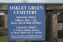 Oakley Green Cemetery