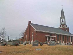 Stokesdale Christian Church Cemetery