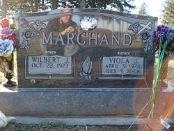 Viola J. <I>Fredericks</I> Marchand